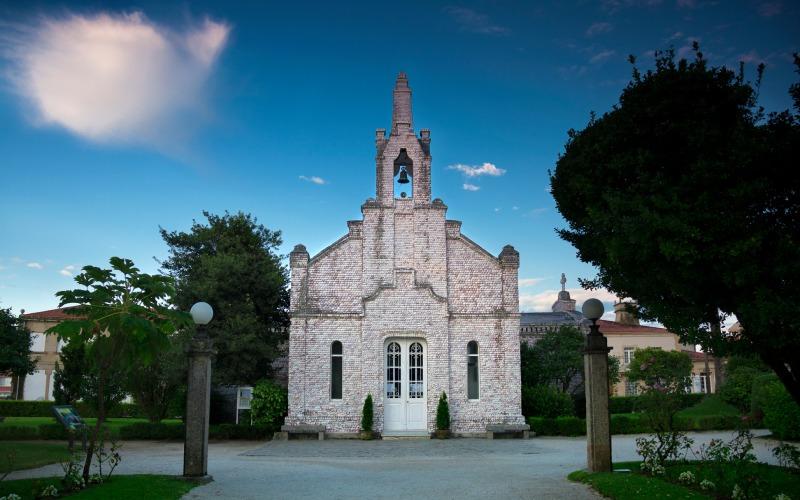 La chapelle Saint-Caralampio