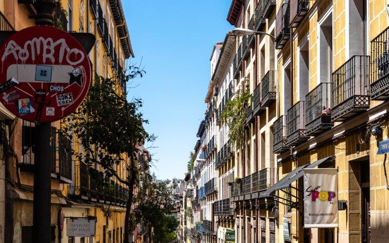 Quartier de Malasaña