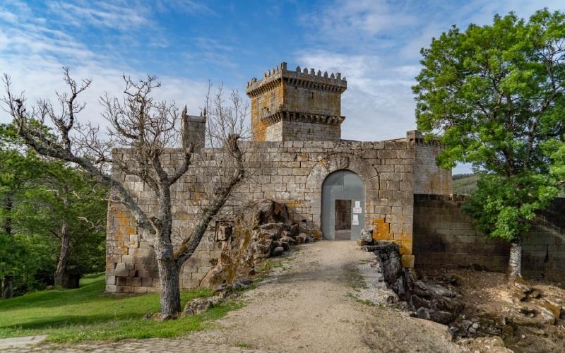 Le château de Pambre est un bon exemple de restauration