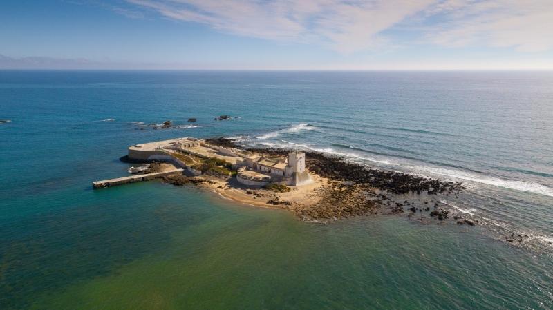 L'îlot de Sancti Petri