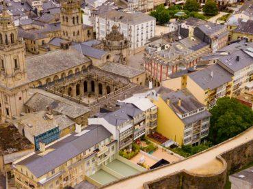 Les murailles de Lugo : histoire, pouvoir et survie   7 merveilles de l'Espagne antique