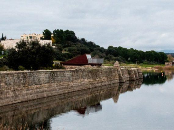 Barrage de Proserpina, baignade dans le plus ancien barrage romain d'Espagne | Le Refuge du Week-end