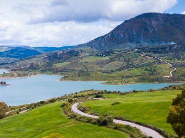 5 environnements naturels en Andalousie pour pratiquer la baignade