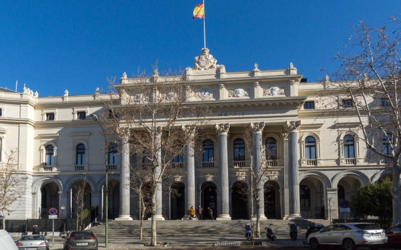 Palais de la Bourse de Madrid