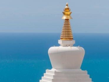 Le Stupa de l'Illumination de Benalmádena, le plus grand monument bouddhiste d'Occident