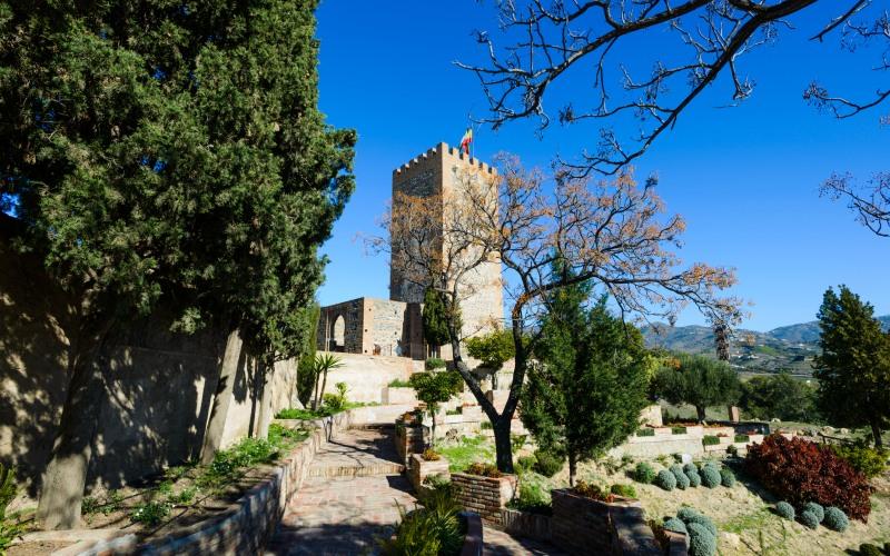 Château de Vélez-Málaga