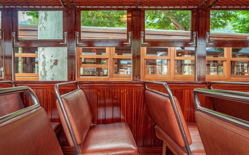 Le Train de Sóller est aujourd'hui utilisé comme attraction touristique