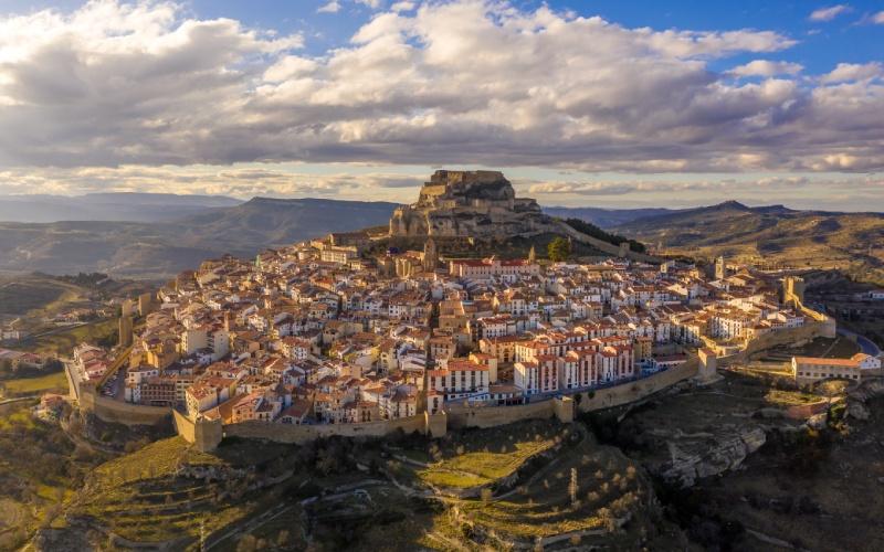 Vues de Morella
