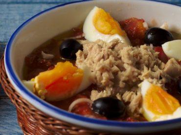 Salades espagnoles pour cet été, les plus célèbres et les plus nutritives