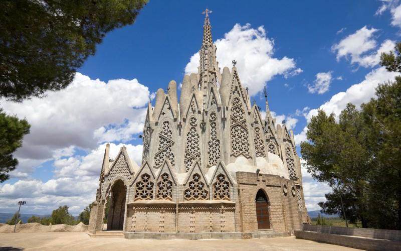Sanctuaire de la Mare de Deu de Monserrat