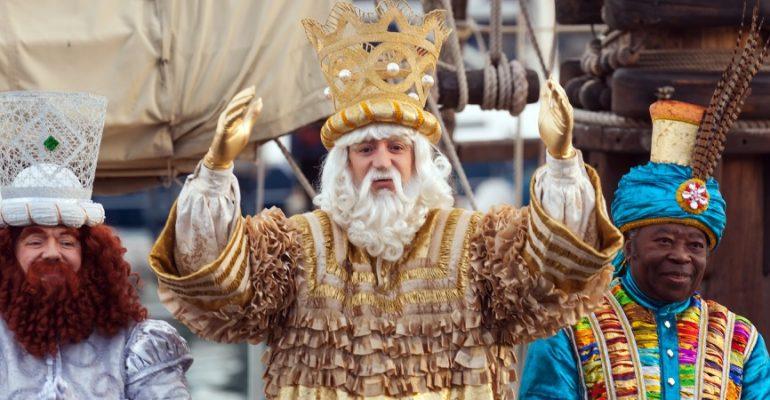 Le 6 janvier en Espagne, les Rois Mages arrivent !