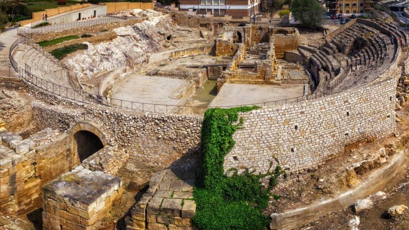 Amphithéâtre romain de Tarragone