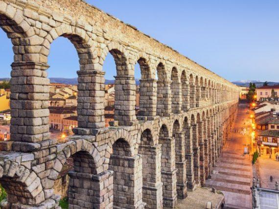 L'aqueduc de Ségovie ou l'éternité de l'empire | 7 merveilles de l'Espagne antique