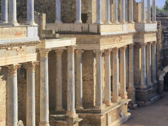 Le théâtre romain de Mérida : le théâtre 2 000 ans après | 7 merveilles de l'Espagne antique