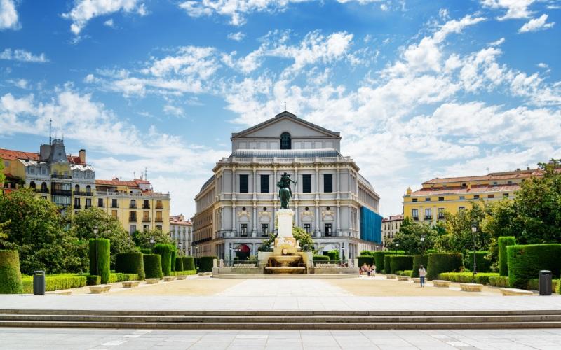 Théâtre Royal de Madrid