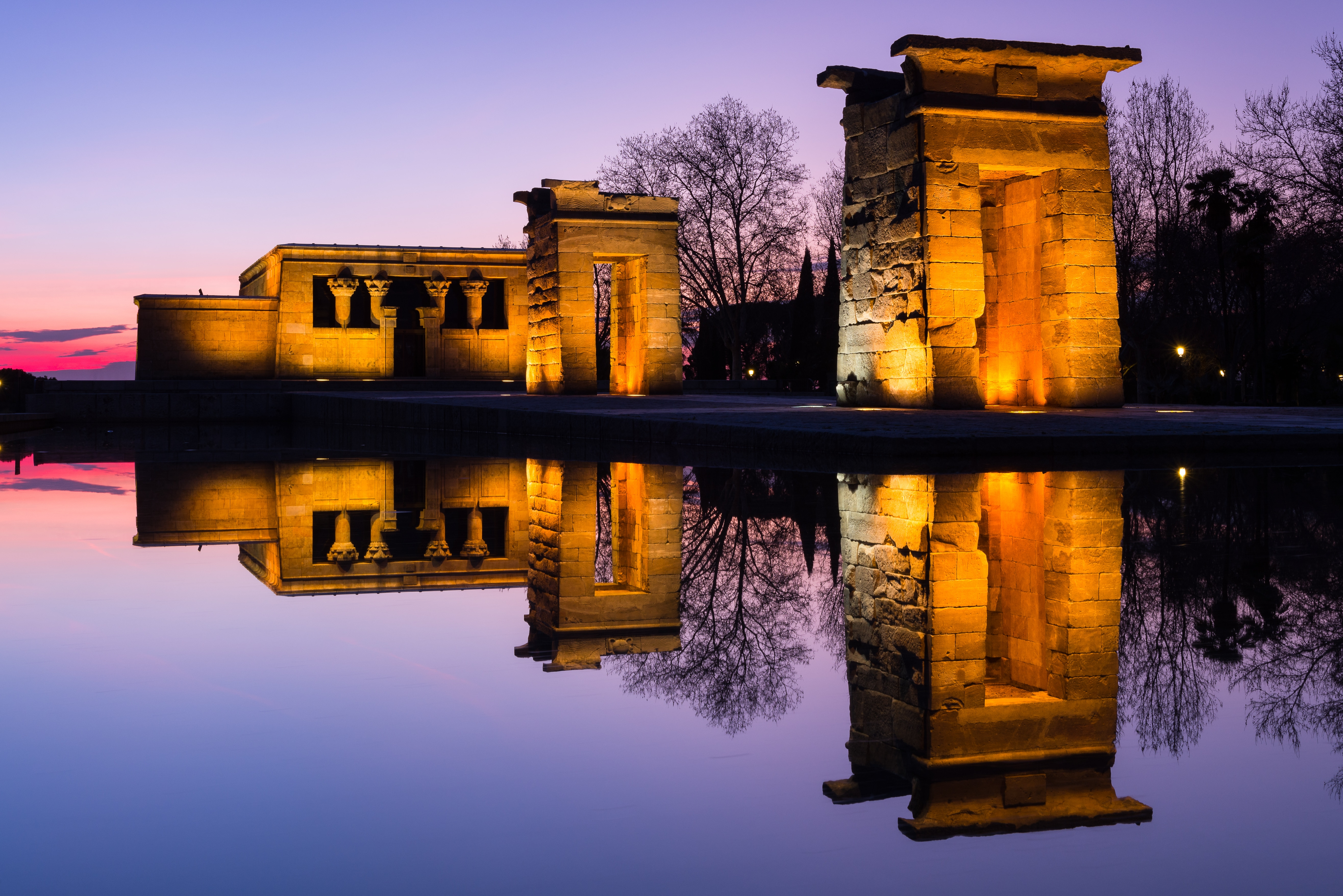 sitios románticos en Madrid