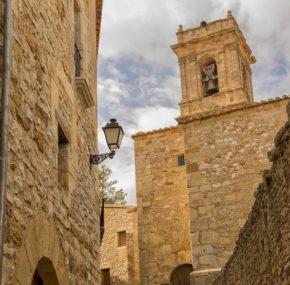 Château de Culla, le caprice des Templiers avant leur fin