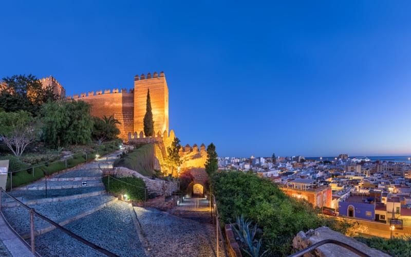 Alcazaba d'Almería