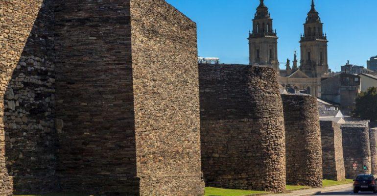 Les murailles de Lugo : histoire, pouvoir et survie | 7 merveilles de l'Espagne antique