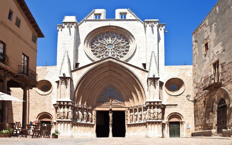 Cathédrale de Santa Tecla