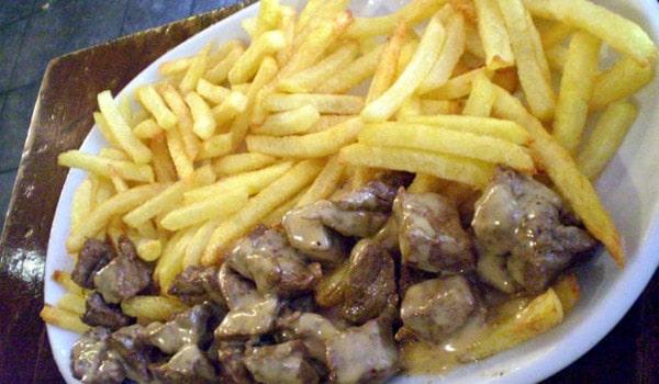 donde comer ferrol Sidreria Olagar