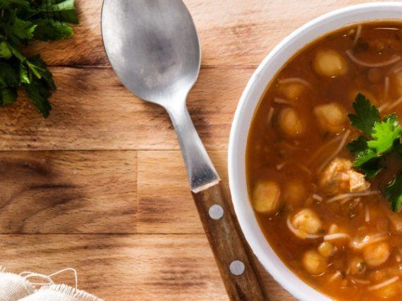 Soupe mauresque d'Almería