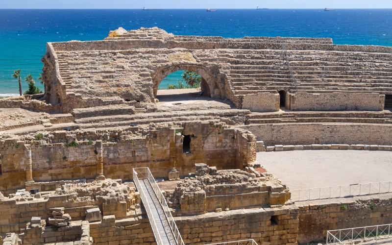 Tarraco était l'une des grandes villes romaines de la péninsule