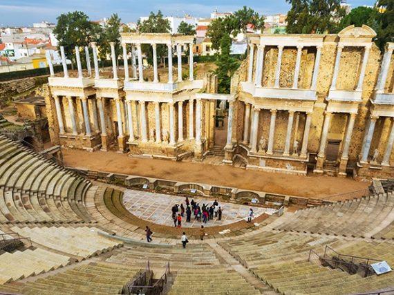 Les meilleurs théâtres de plein air d'Espagne