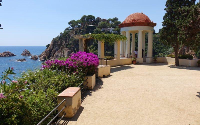 L'essence de toute la Méditerranée est concentrée dans le temple de Linné