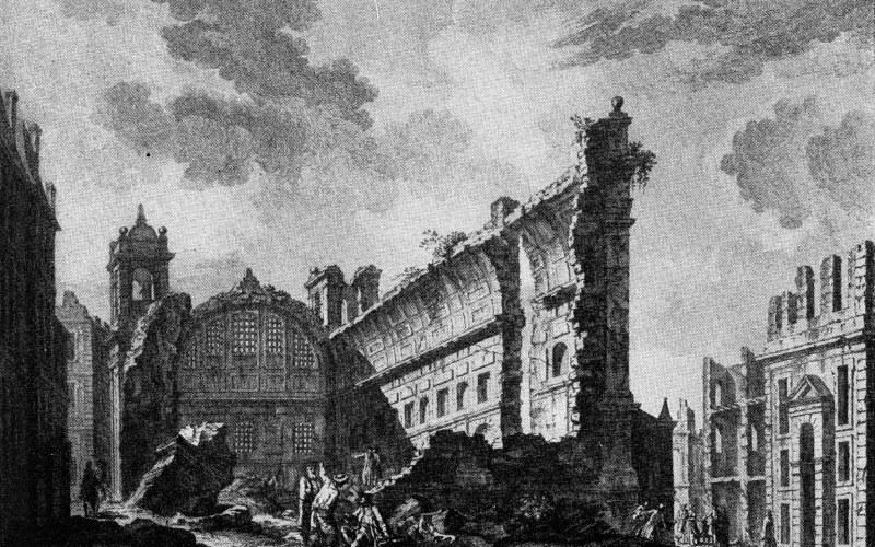 Un terrible tremblement de terre a frappé l'Andalousie à la fin du 19ème siècle