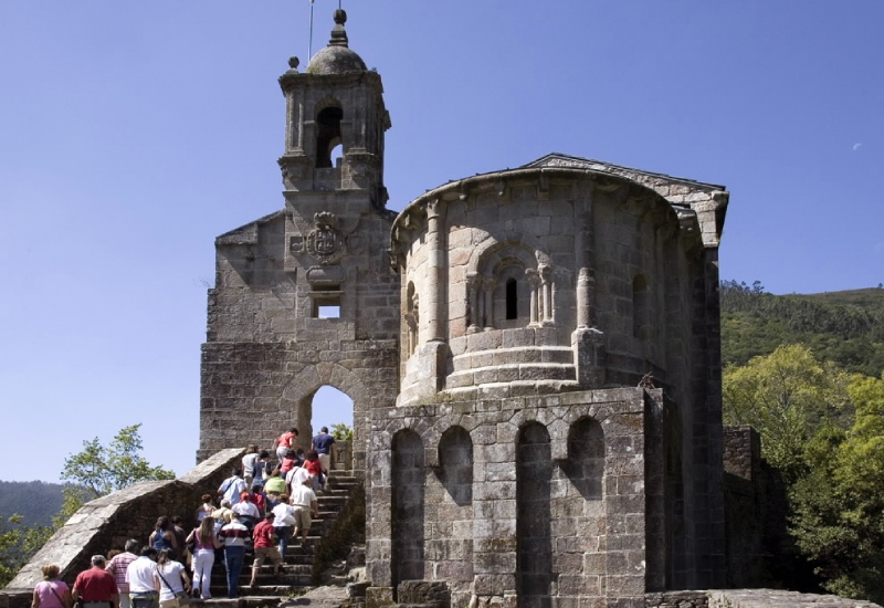 Monastère de Caaveiro