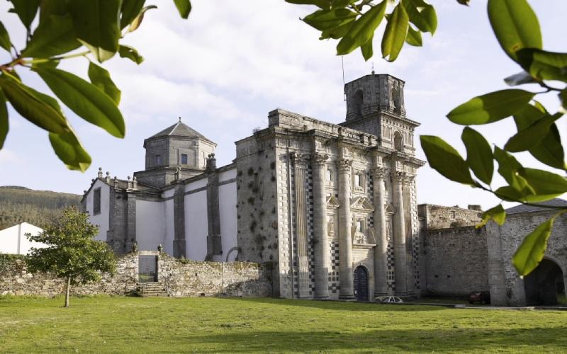 Monastère de Monfero