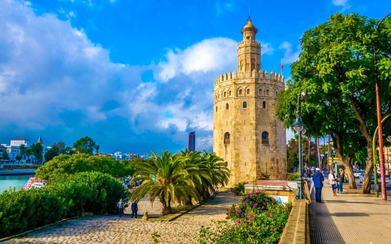 La Tour de l'Or, Séville