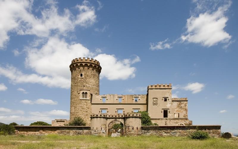 Le château de Torre Salvana, populaire auprès des amateurs de paranormal