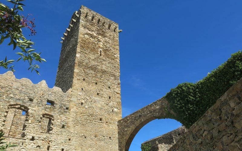 Tour du monastère de Sant Pere de Rodes