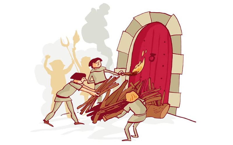 La Révolte de la Truite