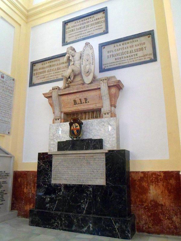 Tombe de Gravina