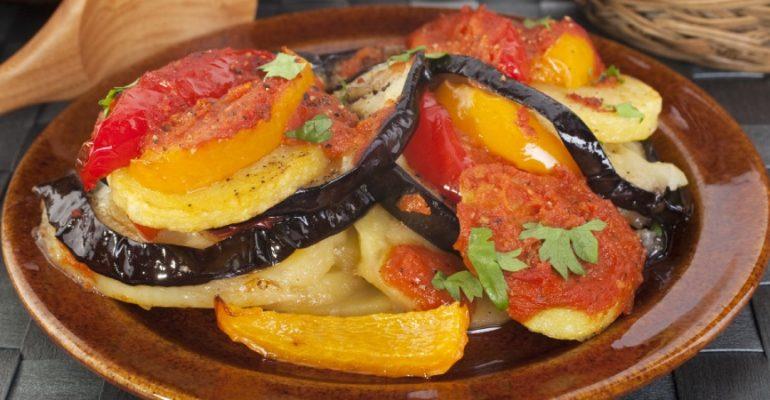 Tumbet de majorque, un plat d'accompagnement estival rapide et sans four