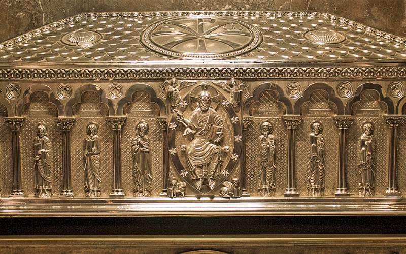 Urne de l'apôtre Saint Jacques