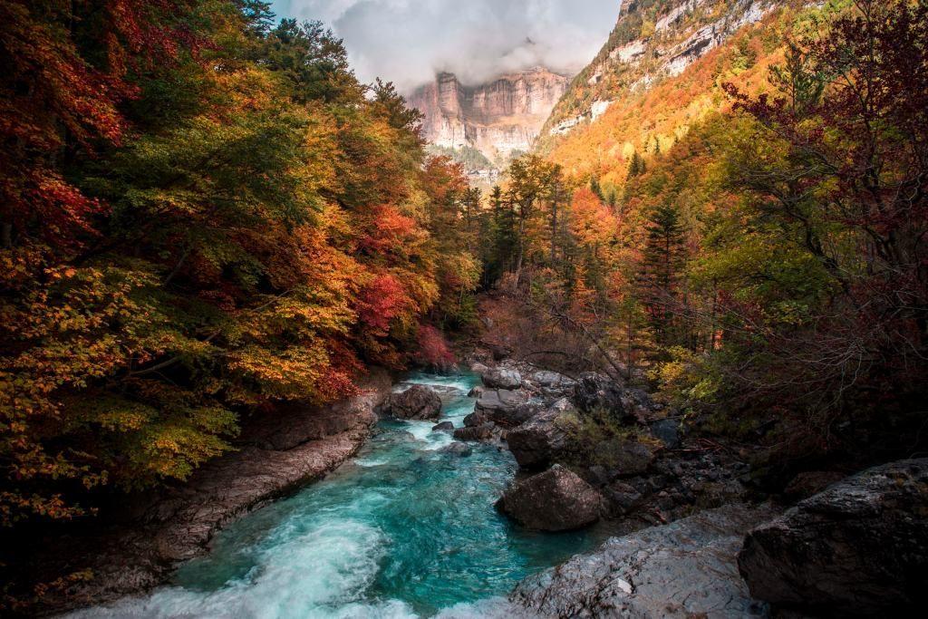 Ordesa possède l'une des vallées les plus belles d'Espagne