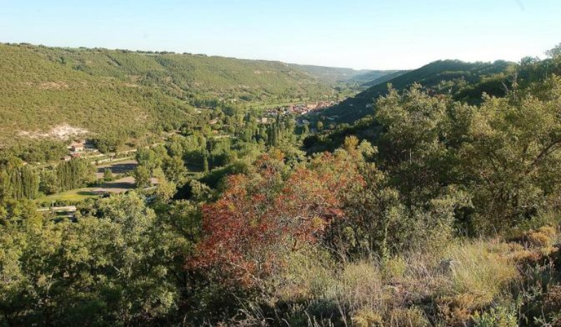 Vallée de la rivière Ungría