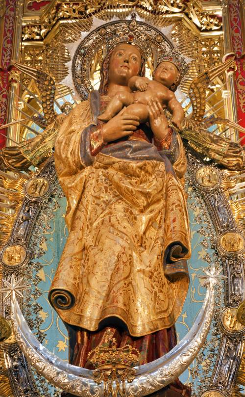 Vierge de l'Almudena