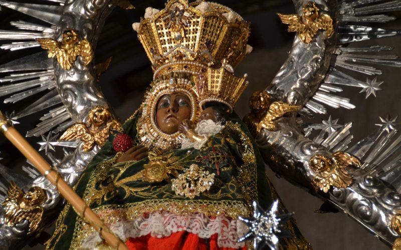 Vierge de la Cabeza à Andújar