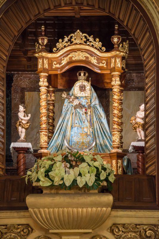Vierge de la Candelaria