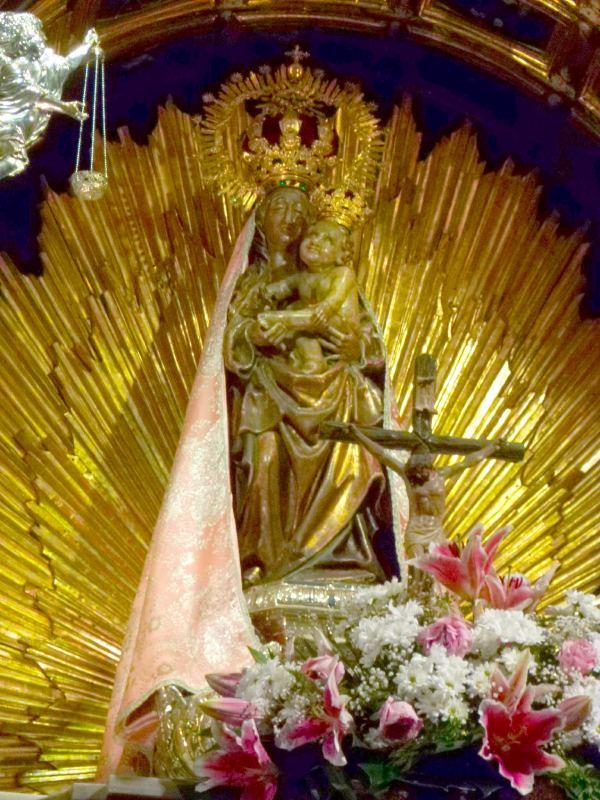 Vierge du Chêne de Ponferrada
