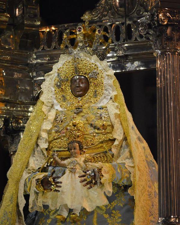 Vierge des Miracles à El Puerto
