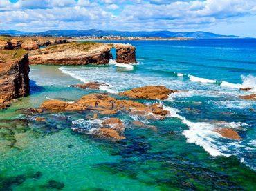 Les plages sauvages des parcs naturels de Galice