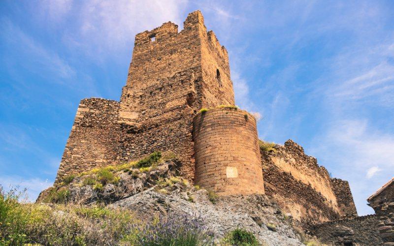 Le château de Vozmediano aurait pu être un Parador Nacional