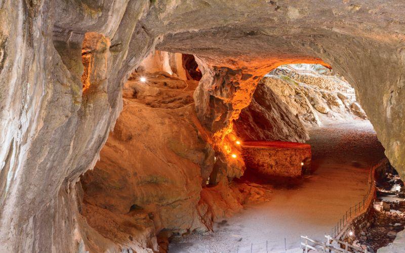 Grotte des sorcières à Zugarramurdi